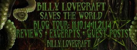 Billy Lovecraft Tour