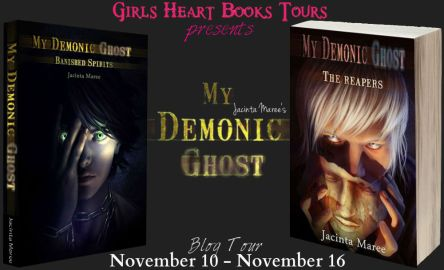 My Demonic Ghost Tour Banner